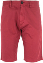 Armani Jeans S31 Chilli Red Slim Fit Shorts