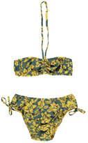 Sunchild Marathi Flower Bandeau Bikini