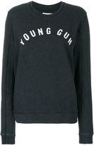 Zoe Karssen Young Gun sweatshirt