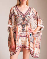 Camilla On the Road V-Neck Kaftan