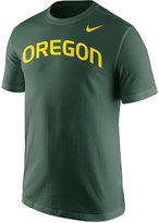 Nike Men's Oregon Ducks Wordmark T-Shirt