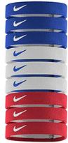 Nike Game Royal & Crimson Sport Hair Tie Set