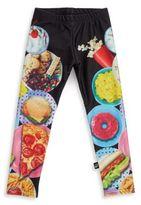 Zara Terez Girl's Party Foods Leggings