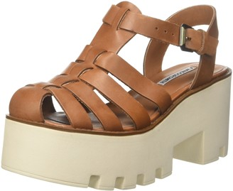 Windsor Smith Women's Fluffy Platform Sandals