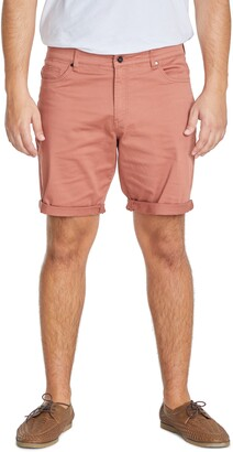 Johnny Bigg Marshall Stretch Chino Shorts