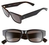 Salt Men's Nielsen 51Mm Polarized Sunglasses - Black Oak