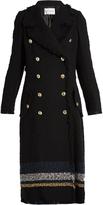 Sonia Rykiel Cotton-blend textured coat