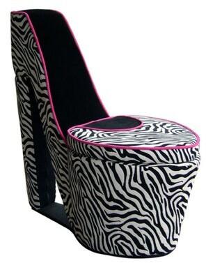 Aine High Heel Shaped Side Chair Rosdorf Park