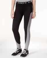 Energie Active Juniors' Lola Mesh-Inset Leggings