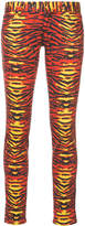 Faith Connexion tiger print skinny jeans