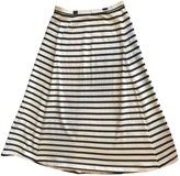 Alexander Wang Beige Cotton Skirt for Women