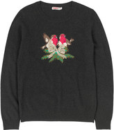 Cath Kidston Robins Intarsia Sweater