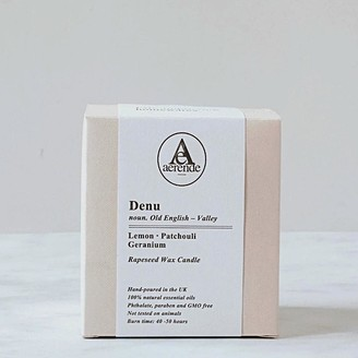 Aerende - Scented Rapeseed Wax Candle Denu Valley - One Size