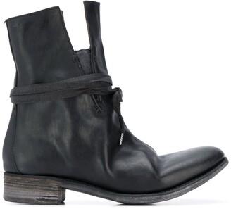 A Diciannoveventitre Distressed Boots