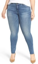 KUT from the Kloth Plus Size Women's Diana Skinny Jeans