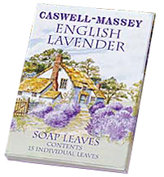 Lavender Soap 15 Leaves by Caswell-Massey