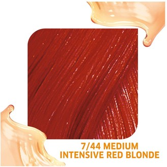 Wella Professionals Color Fresh Semi-Permanent Colour Medium Intense Red Blonde 75ml Duo Pack