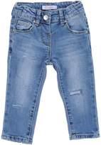 Gaialuna Denim pants - Item 42547456