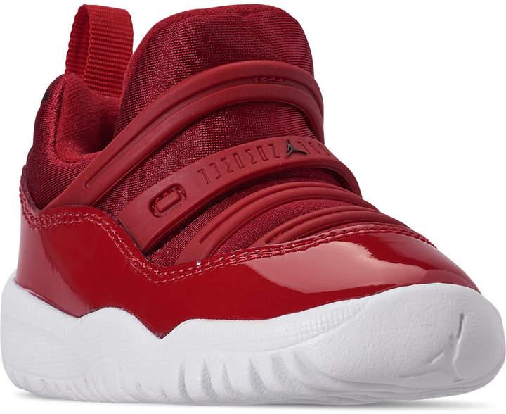 online store 550bd c66a2 Boys' Toddler Air Jordan Retro 11 Little Flex Basketball Shoes