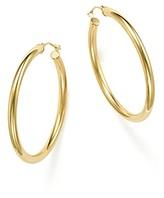 Bloomingdale's 14K Yellow Gold Round Hoop Earrings - 100% Exclusive