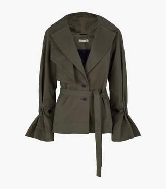 Palmer Harding Palmer/Harding Asymmetric Collar Jacket