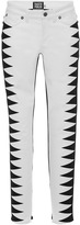 Fausto Puglisi Geometric 5 Pocket Jean