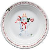 Fiesta Mr. Bingle 2016 Luncheon Plate