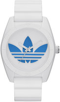 adidas Unisex Originals White Silicone Strap Watch 42mm ADH2921