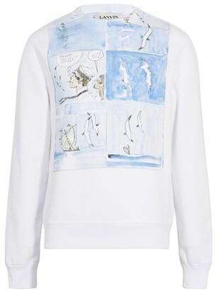 Lanvin Corto Maltese sweatshirt