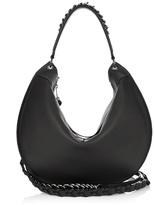 Loewe Fortune leather shoulder bag