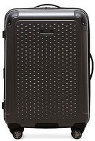 Kenneth Cole 24 Inch Embossed Dot Hard Side Suitcase