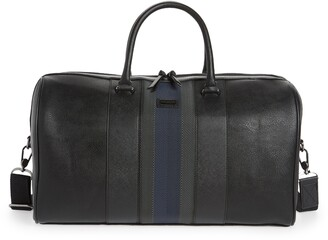 Ted Baker Beaner Faux Leather Duffle Bag