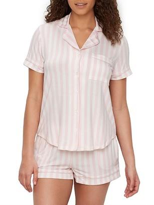 Kate Spade Pastry Pink Modal Pajama Set