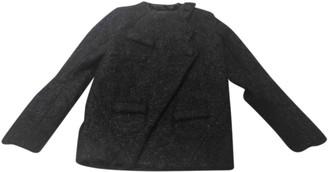 Meadham Kirchhoff Navy Tweed Jacket for Women
