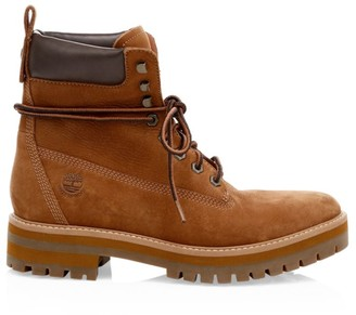 Timberland Courma Guy Waterproof Leather Combat Boots