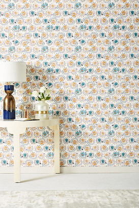 York Wall Coverings Anthropologie Meze Wallpaper By York Wallcoverings in Yellow Size ALL