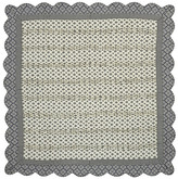 Vhc Brands Elysee King Quilt 105Wx95L