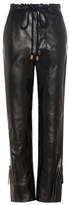 Marni Leather trousers