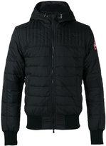 Canada Goose hooded zip jacket - men - Nylon - M