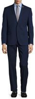 Nick Graham Dot Notch Llapel Suit