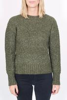 MinkPink Fire Zip Sweater
