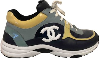 Chanel Other Patent leather Trainers