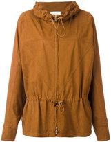 Stella McCartney drawstring jacket - women - Polyamide - 40