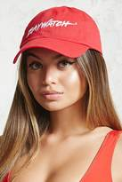 Forever 21 Baywatch Graphic Baseball Cap