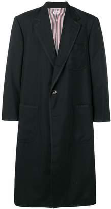Thom Browne oversized tux sack coat
