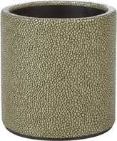 Barneys New York Shagreen-Effect Pencil Cup