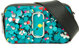 Marc Jacobs 3D Painted Flowers Snapshot Camera Bag