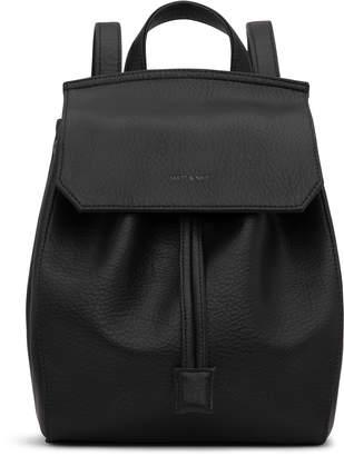 Dwell Matt & NatMatt & Nat MUMBAISM Small Backpack - Black