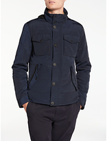 J. Lindeberg Bailey Structured Jacket, Navy