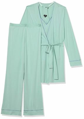 Cosabella Women's Bella Curvy RCR Cami PNT Rb St Pajama Set